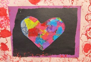 Kindergarten Hearts
