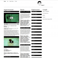 new site for Angel_F and a free minimal Wordpress theme