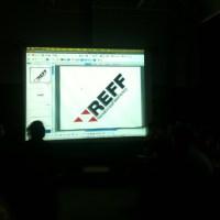 REFF in London @ Goldsmiths University with Furtherfield