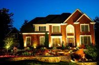 Outdoor Lighting Atlanta - Landscape low voltage lighting