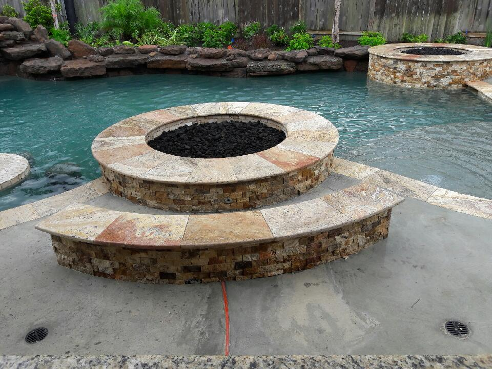 Outdoor Fireplaces Fire Pits Houston Tx Chattanooga Tn
