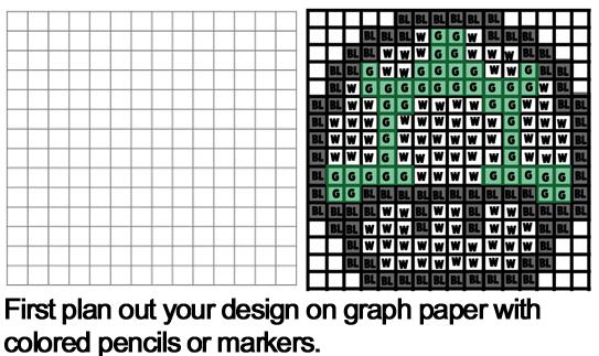 graph paper art ideas