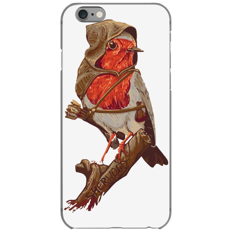 Custom Robin Hood Iphone 6/6s Case By Fandysr88 - Artistshot