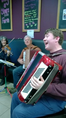 Barter Whitmuir ceilidh band