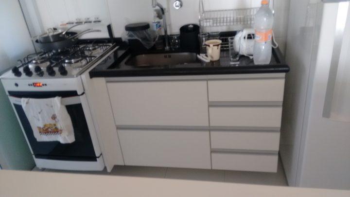 cozinha compacta pequenos espaços