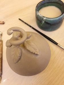 teapot work in progress