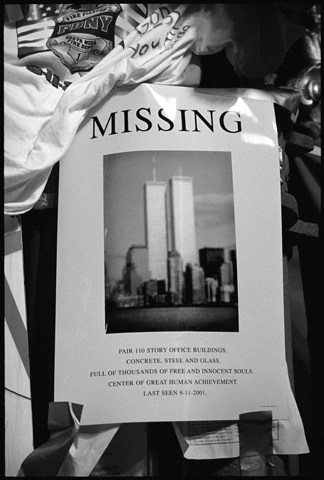 Jerry Saltz revisits his secret stash of 9/11\u0027s missing-person