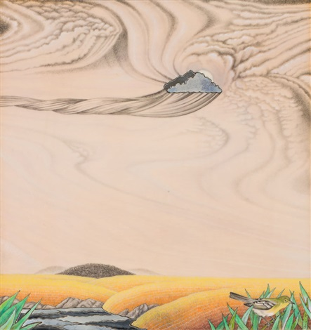 Prairie Pond by Don Proch on artnet