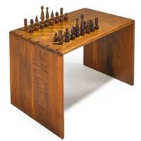 Chess Table Set - Frasesdeconquista.com