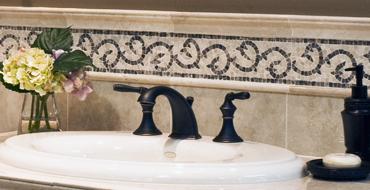 Metal Glass Wall Tiles Backsplashes Mosaic Tile