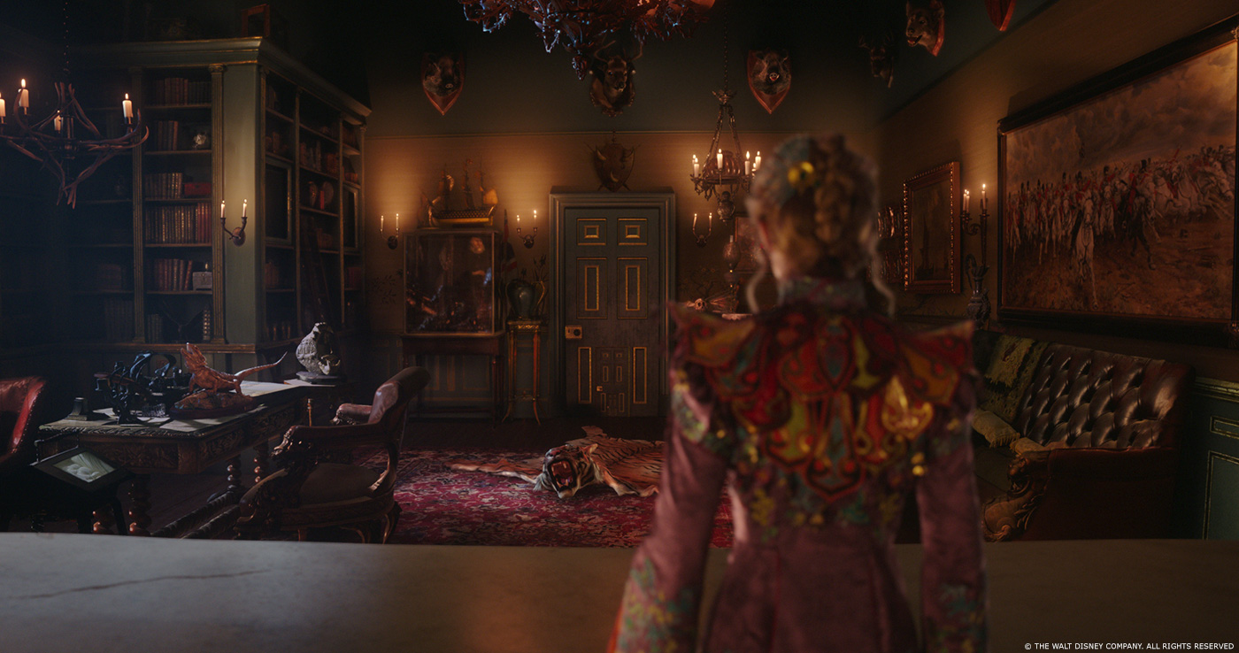 Looking Glass Falls Wallpaper Alice Through The Looking Glass Jay Redd Vfx Supervisor