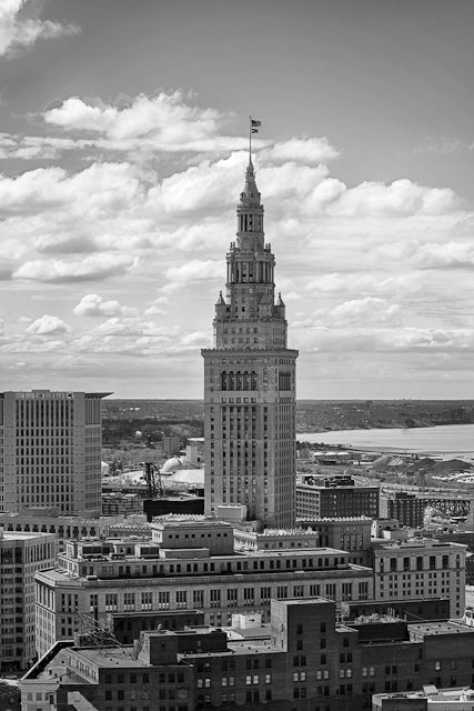 Cleveland's Iconic Terminal Tower