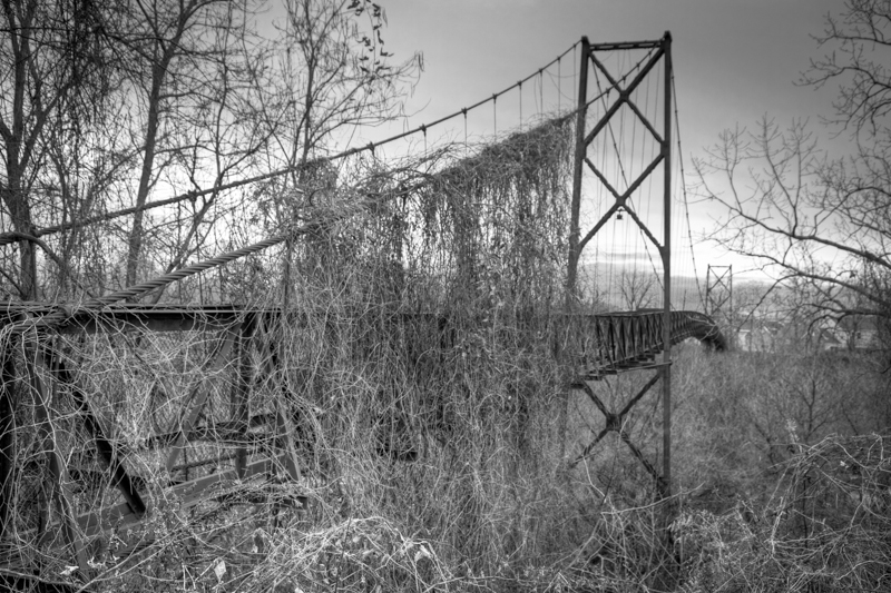 Sidaway Suspension Bridge