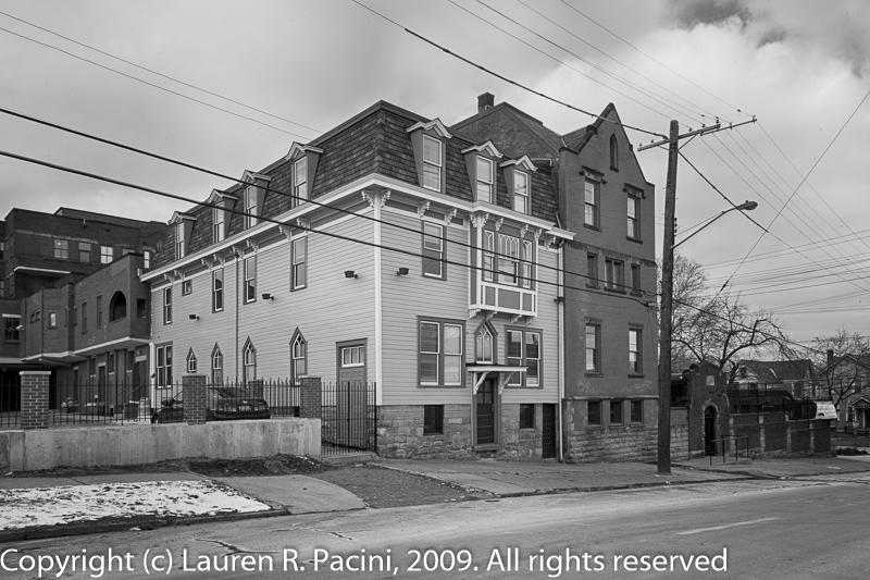 Originally Cleveland University - Now Tremont Place Lofts