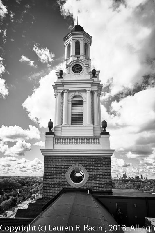 Restored Clock Tower