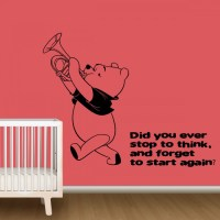 Childrens Wall Decals Winnie The Pooh - By Artollo