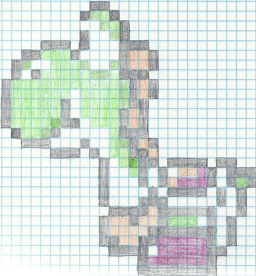 grid drawing paper