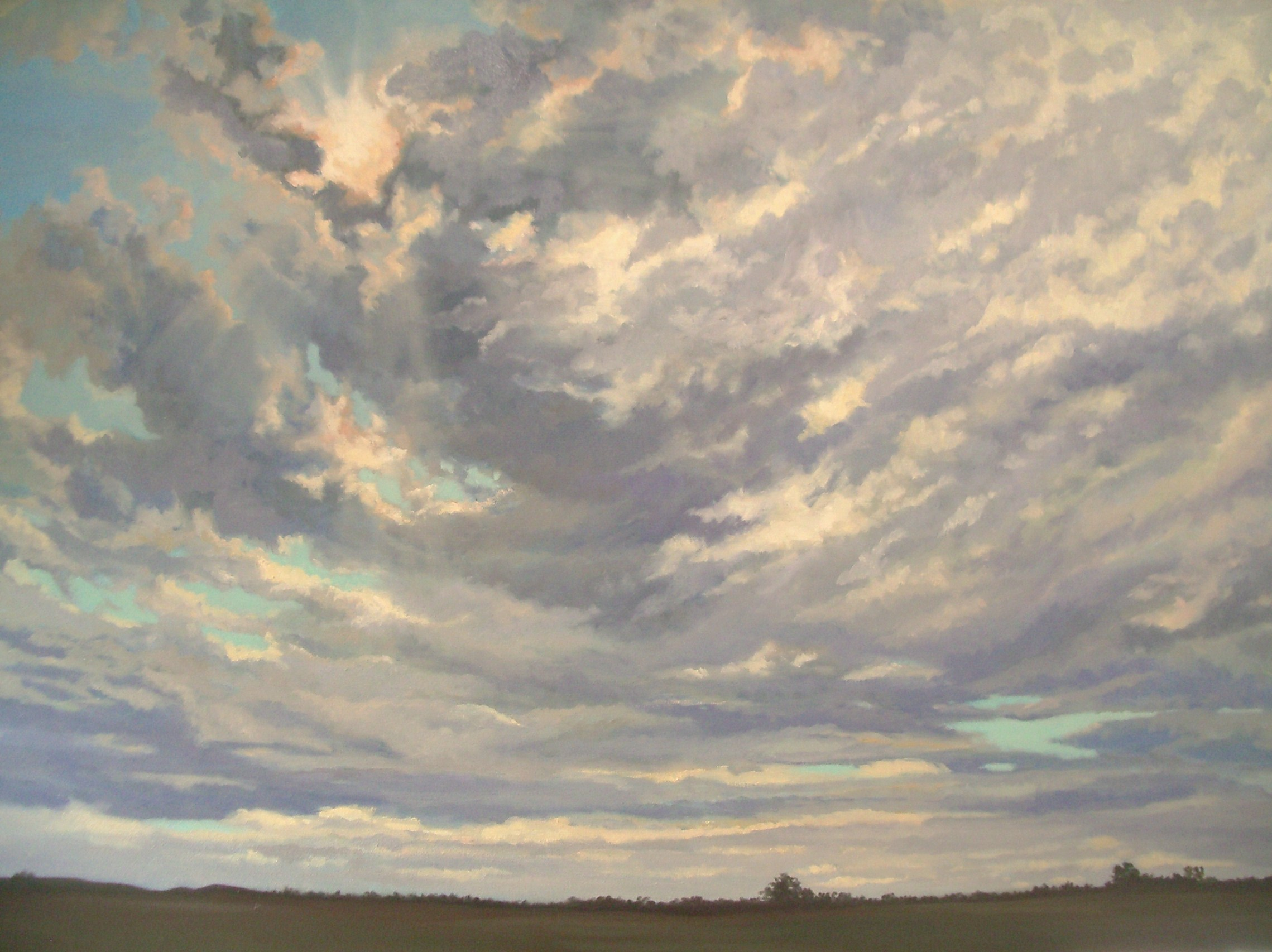 Sky paintings