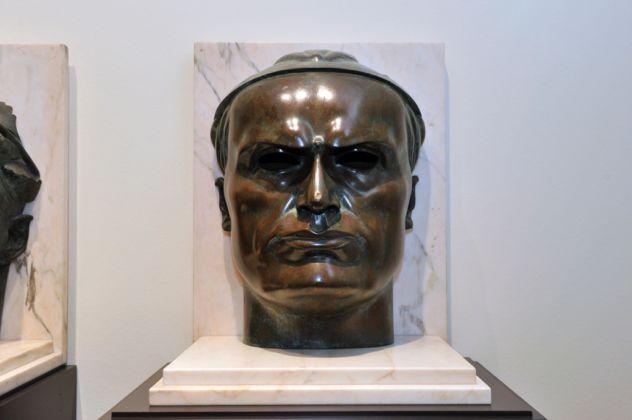 Adolfo Wildt, Il Duce, 1928 - Milano, Galleria d'Arte Moderna