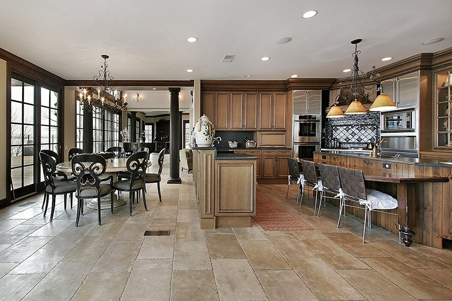 Travertine Vs Marble Tile The Differences Benefits And