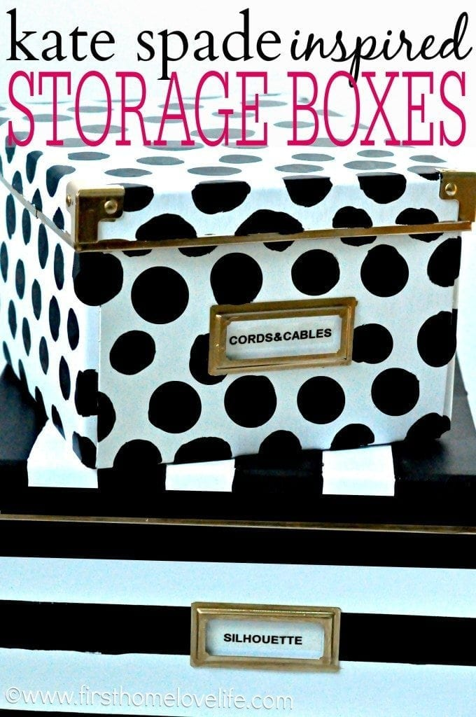 DIY Projects To Make Your Rental Home Look More Expensive-kate spade