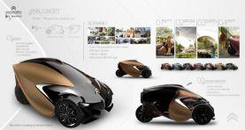 Concept car presentation