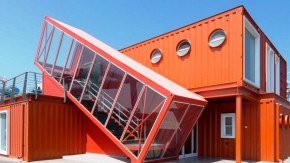 Container Homes are a trendy movement