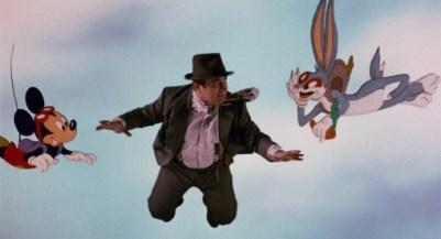 Composite scene from Roger Rabbit