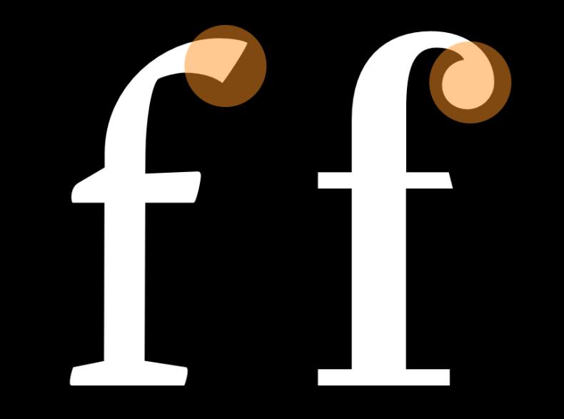 terminals f