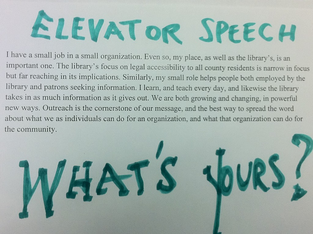 Writing an elevator speech  wwwgruender-immobiliende