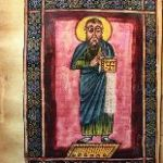 Ancient Illuminated Gospels Probably Came From An Ethiopian Empire