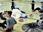 Backstage At English National Ballet