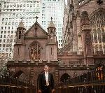 The Man Bringing Trinity Church Wall Street Back To Its Music