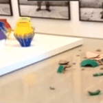 Man Smashes Ai Wei Wei Vase In Miami Museum As Protest