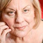 Novelist Sue Townsend, 68