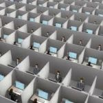 Cubicles: How We Got Them And What They Mean