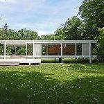 Mies van der Rohe's Farnsworth House – A Plan To Move Or Raise It