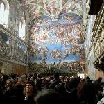 Uh Oh. Sistine Chapel Is About To Get Three Times More Crowded