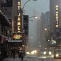 this snowstorm IS shutting down broadway