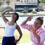 when conceptual artists become aerobics instructors