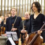 Cellist Told By Airline She Needed A US Visa For Her Instrument
