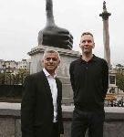 David Shrigley's Gloriously Monstrous Thumb Unveiled On Trafalgar's Fourth Plinth