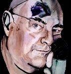 Art Critic John Bentley Mays, 75