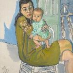 Staring At The Soul Of Painter Alice Neel