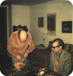 Desmond, Hall Thanksgiving '76