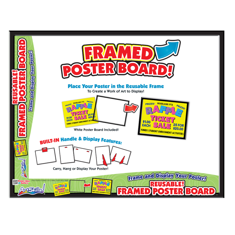 how to make a posterboard
