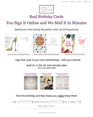 New Online Opportunity for Greeting Card Designers Artsy Shark - online greeting card designer