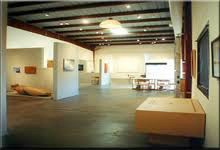 SulkinSecant Gallery -interior