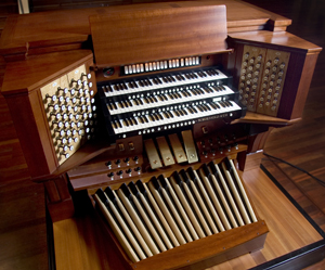 Martin Foundation Concert Organ.