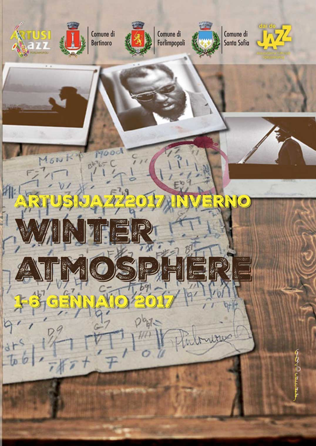 artusi jazz 2017 inverno winter atmosphere